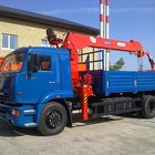 Аренда Кран-Манипуляторов 10 тонн