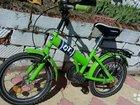 Велосипед d16