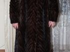 Просмотреть фотографию  Норковая шуба большая 38237531 в Зеленограде