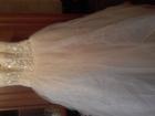 Просмотреть фотографию Свадебные платья Продам свадебное платье 38435839 в Зеленограде