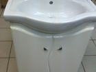 Свежее foto Мебель для ванной Тумба с раковиной в ванную комнату, СКИДКА! 38823773 в Зеленограде