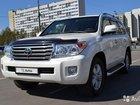 Toyota Land Cruiser 4.5AT, 2014, 93000км
