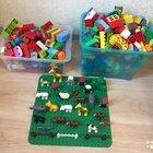Лего Дупло пакетом
