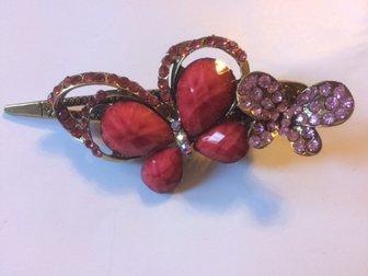 Просмотреть фото Ювелирные изделия и украшения Красивые заколки 34859517 в Зеленограде