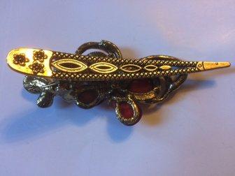 Скачать бесплатно фотографию Ювелирные изделия и украшения Красивые заколки 34859517 в Зеленограде