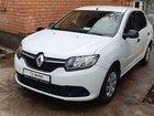 Renault Logan 1.6МТ, 2014, 95000км