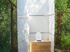 Фото в Мебель и интерьер Мебель для дачи и сада Предлагаем вашему вниманию туалет. В наличии в Жигулевске 8400