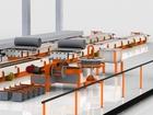 Уникальное foto Строительные материалы Линия по производству свай квадратного сечения 38450802 в Жукове