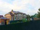 Смотреть изображение  Оригинальный 2-этажный дом 170 м² на участке 8 соток, Без отделки, Высокий Цоколь, Крепкий монолитный фундамент, 37239372 в Звенигороде